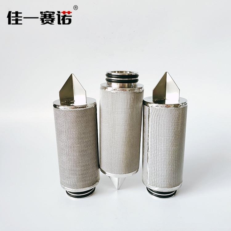 不锈钢滤芯式管道过滤器